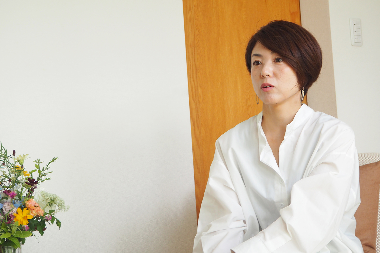 TEAM ALIVE 青山早苗さん